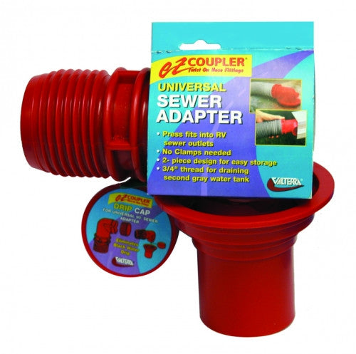 EZ Coupler 90 degree Adapter