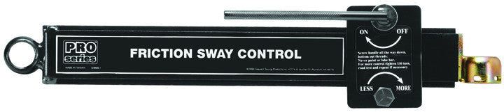 Economy Friction Sway Control