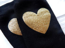 Load image into Gallery viewer, Squeezable Cheeks (Black & Gold)