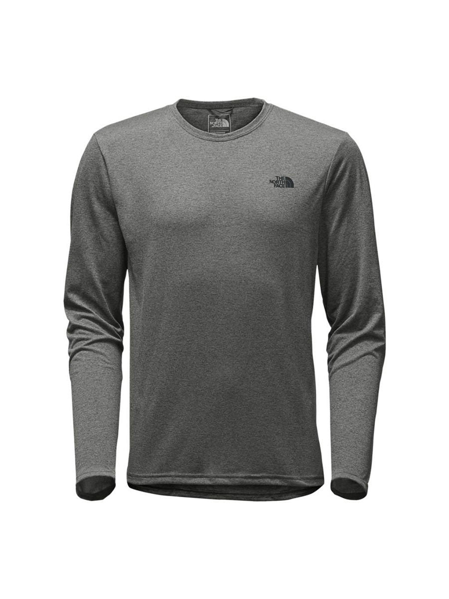 fba05971c99f8 The North Face Long Sleeve Reaxion Amp Crew Shirt – side stitch