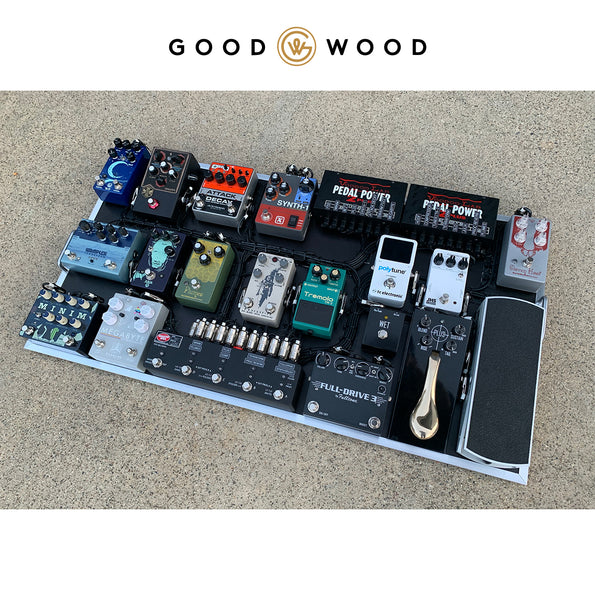 Pedalboard building services