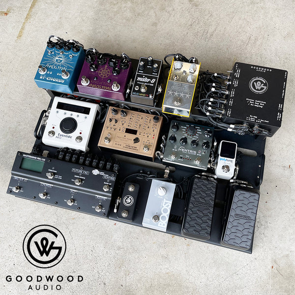 Pedalboard Wiring Services