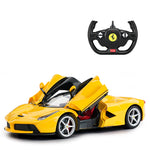 Laferrari Ferrari Remote Control yellow