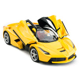 Ferrari LaFerrari 1:14 R/C Car - Yellow