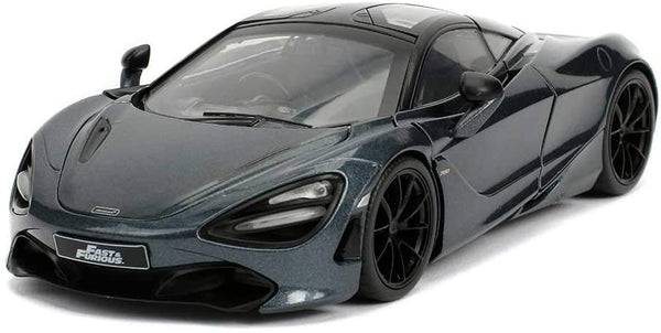 Fast and Furious Hobbs and Shaw McLaren 720S - 1:24 Die-Cast