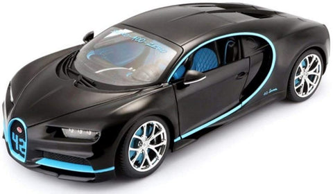 Bugatti Chiron 42 seconds