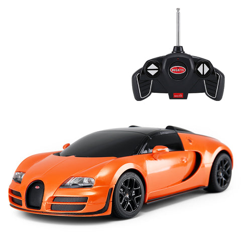 bugatti toy car