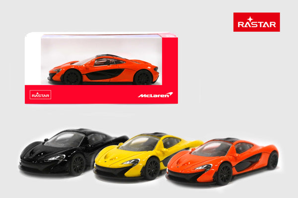 McLaren P1- 1:43 Die Cast Car