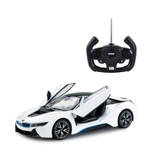 BMW i8  1:14 Remote Control Car  w/Open Doors