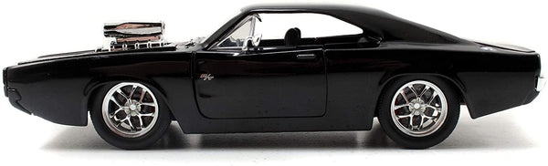 Fast and Furious 1970 Dodge Charger Dom - 1:24 Die-Cast