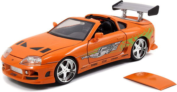 Fast and Furious Brian's Toyota Supra - 1:24 Die-Cast