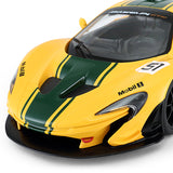 McLaren P1 GTR - 1:14 R/C Car - Yellow