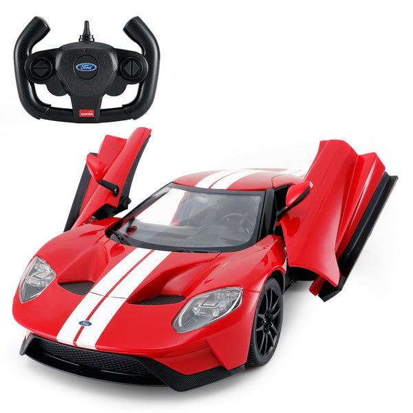 ford toy car red