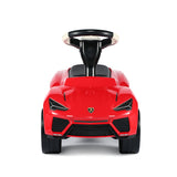 Lamborghini Urus Foot to Floor