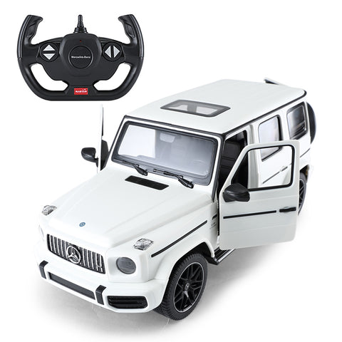 Mercedes G63 AMG - 1:14 R/C Car - White