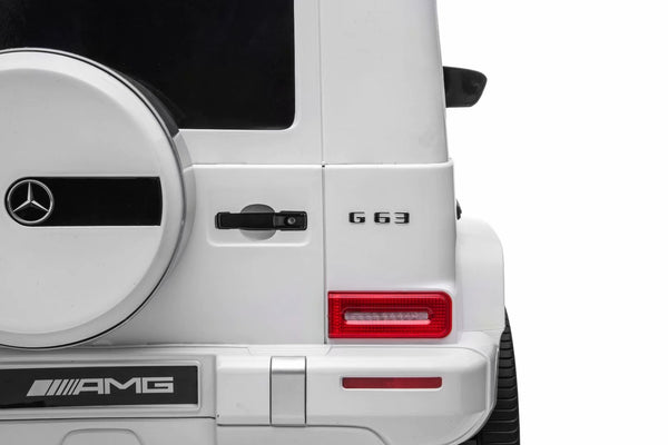 mercedes g63 ride on car