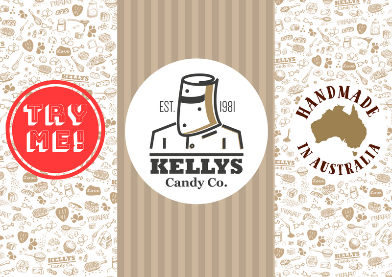 Kellys Candy Co. A3 Poster