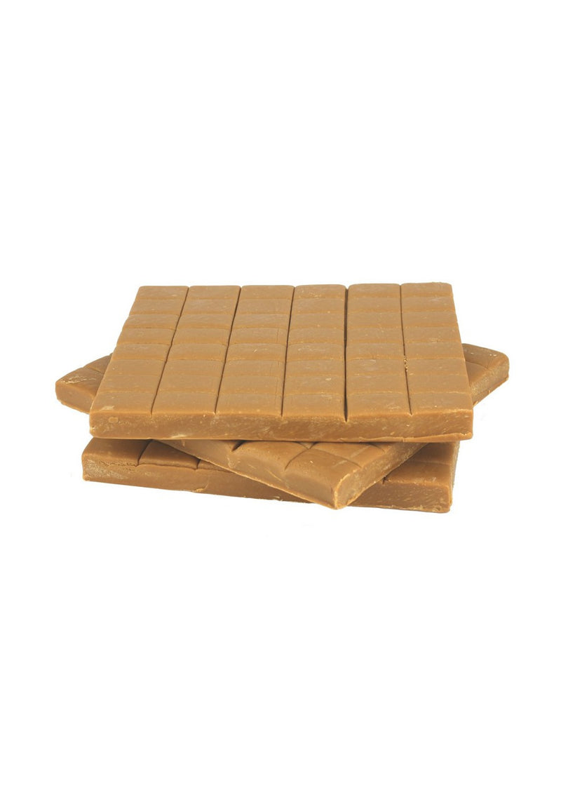 Caramel Fudge - Bulk 3.5kg (1) Outer - Kellys Candy Co.