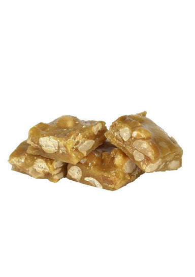 Macadamia  Brittle - Bulk 2kg (1) Outer - Kellys Candy Co.