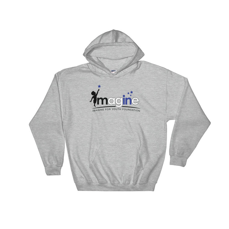 IMAGINE FOR YOUTH FOUNDATION HOODED SWEATSHIRT