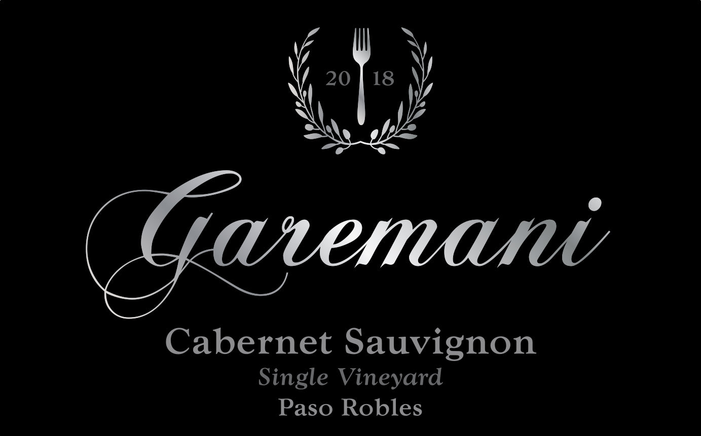 2018 Cabernet Sauvignon Bottle