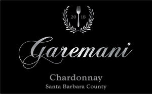 2018 Chardonnay Bottle