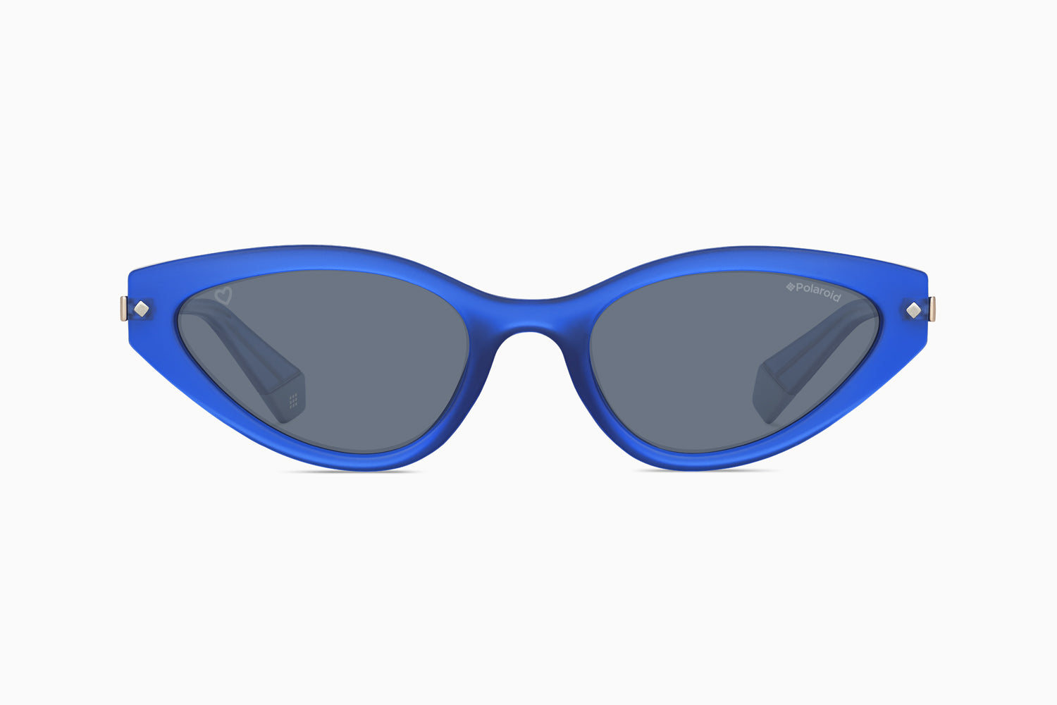 Polaroid Sleek Cat-Eye - Electric Blue