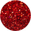 Limited Edition Red Glitter