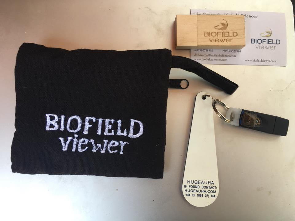 Biofield Viewer 4.0, Includes Biofield Viewer, Chakra Viewer and 3D Biofield - Biofield Science