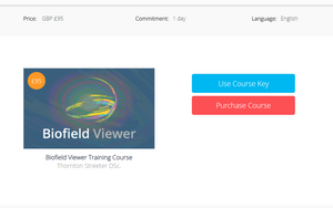 Biofield Viewer Training Course - Biofield Science