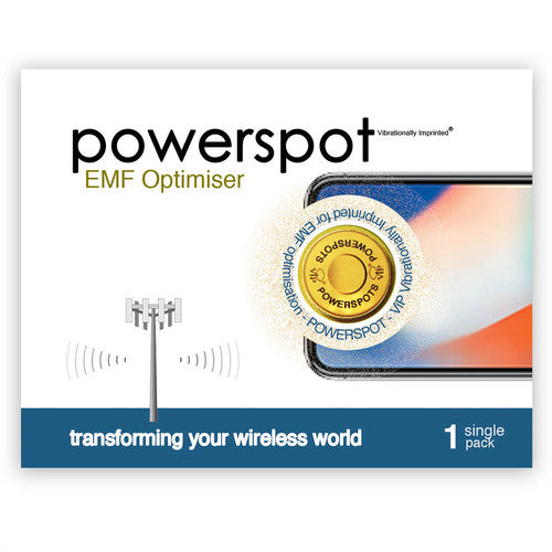 Powerspot EMF Optimiser - Biofield Science