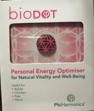 Bio-Dot Phi Harmonics - Biofield Science