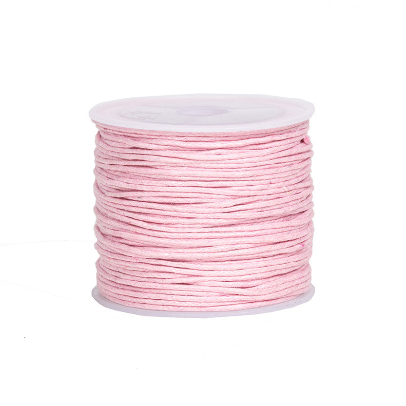 Pink Cord (Waxed)
