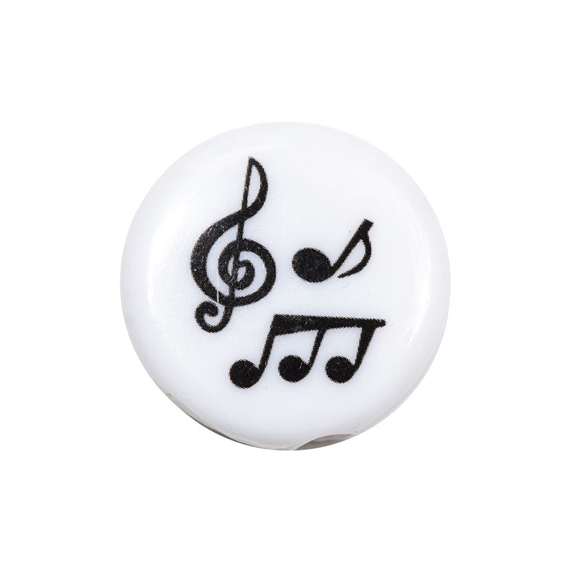 Musical Notes Bead - 100 Bead Pack