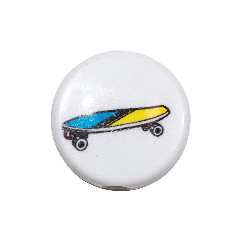 Skateboard Bead - 100 Bead Pack
