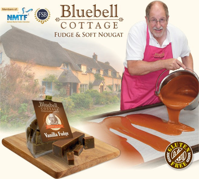 Welcome to Bluebell Cottage Fudge