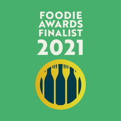 Finalist in the artisan food category at the 2021 Foodie awards