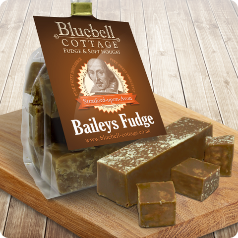Baileys Fudge by Bluebell Cottage