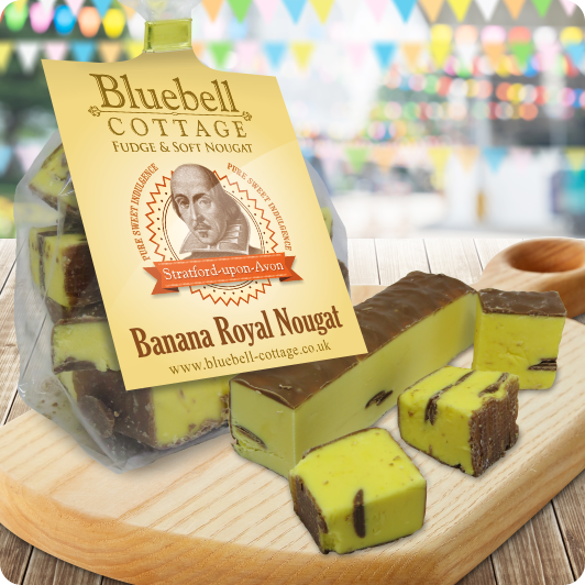 Banana Royal Nougat by Bluebell Cottage