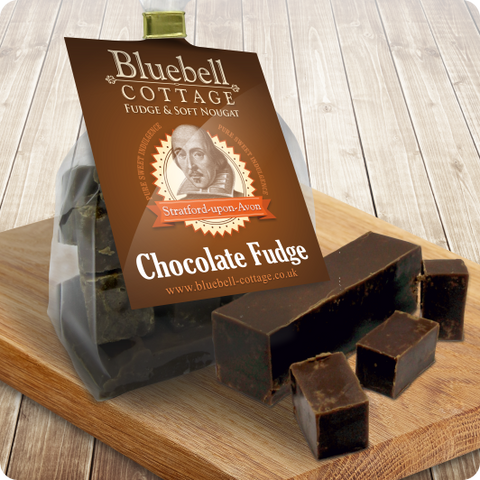 Chocolate Fudge by Bluebell Cottage its lovely!