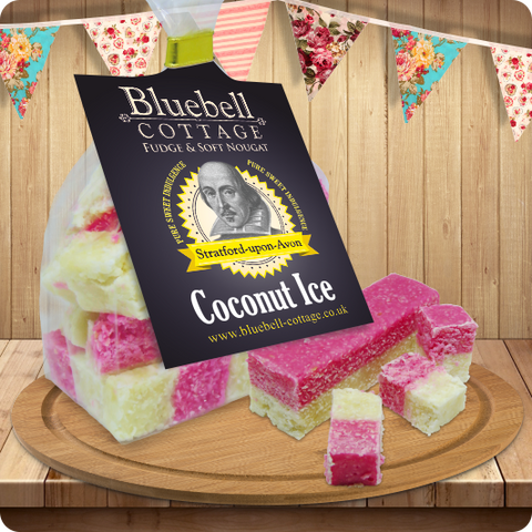 Coconut Ice by Bluebell Cottage