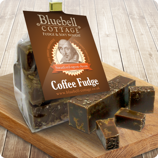 Coffee Fudge for those who need a coffee and suger boost