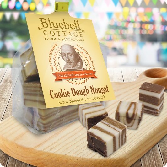 Cookie Dough Nougat by Bluebell Cottage
