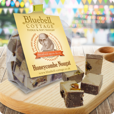 Honeycombe Nougat by Bluebell Cottage