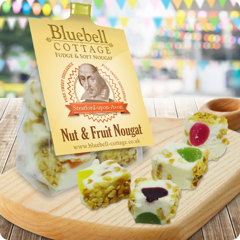 Nut & Fruit Nougat by Bluebell Cottage