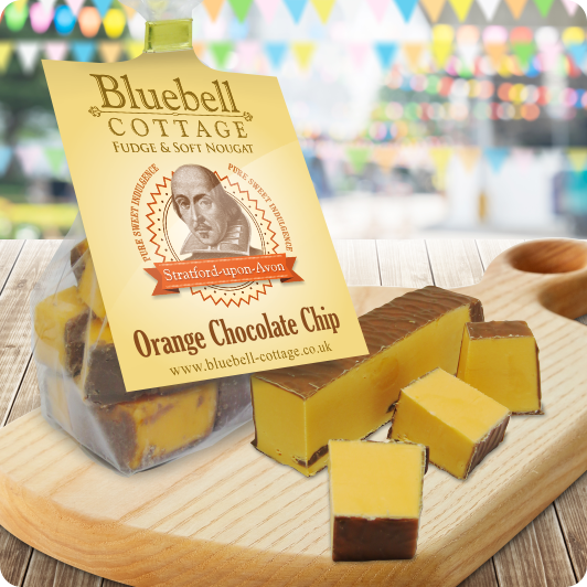 Orange Chocolate Chip Nougat By Bluebell Cottage
