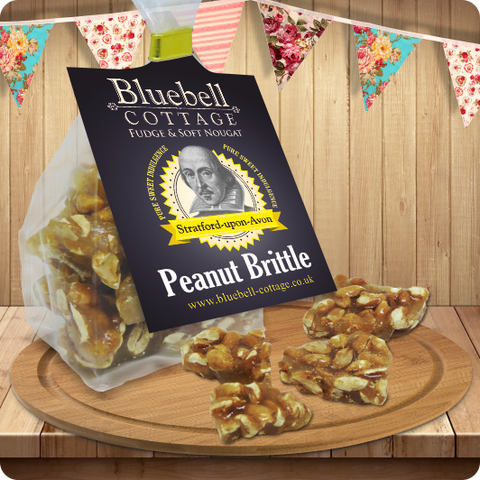 Peanut Brittle Confectionery by Bluebell Cottage