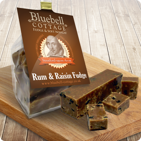 Rum & Raisin Rudge