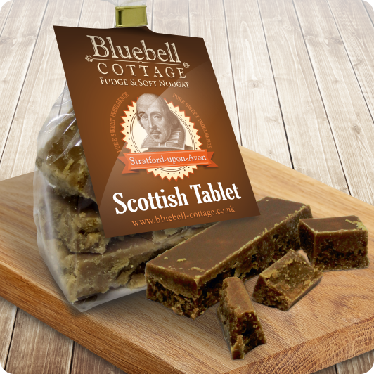 Scottish Tablet Fudge