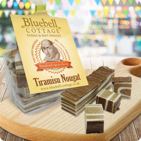Tiramisu Nougat by Bluebell Cottage